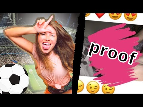 Famous Soccer Player ⚽️ Sends Me Nudes EXPOSED + Running Into My Ex 💔