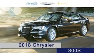 2018 Chrysler 300S Review - Dick Hannah Chrysler