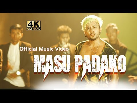 New Panche Baja song | Masu Padako मासु पाडाको | Durgesh Thapa | Official Music Video