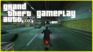 grand theft auto v gta v gameplay on core i5 dell inspiron 15 3542