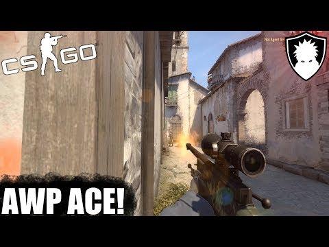► AWP ACE! #yahiko