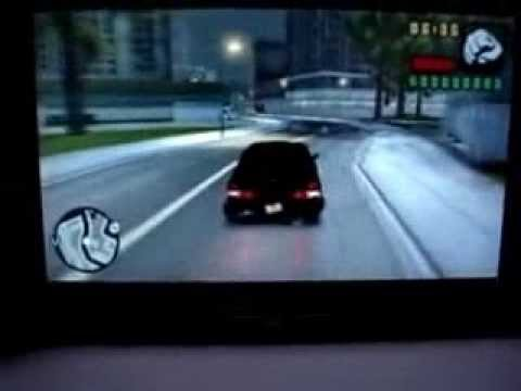 Neeve Nanna Vinod Raj in GTA III Game -uploaded by Panikiran