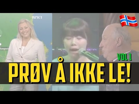 PRØV Å IKKE LE! - Den norske versjonen [vol 1]