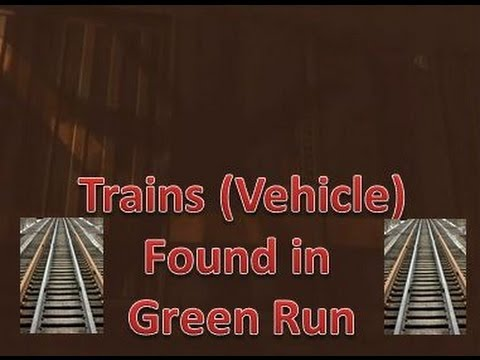 Trains on Tranzit Green Run?!?! New Tranzit Easter Egg/Secret (Train  Cars,Black Ops 2 Zombies)