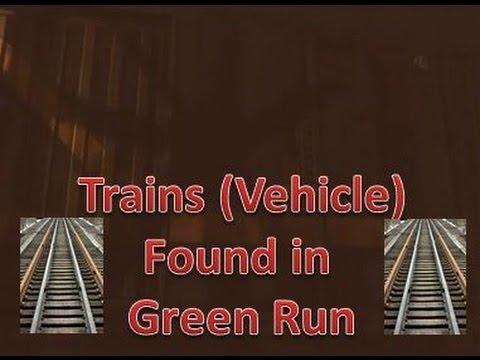 Trains on Tranzit Green Run?!?! New Tranzit Easter Egg/Secret (Train  Cars,Black Ops 2 Zombies)