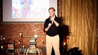 "Changing ""Disability"": Jeff Underwood at TEDxBirmingham 2011"