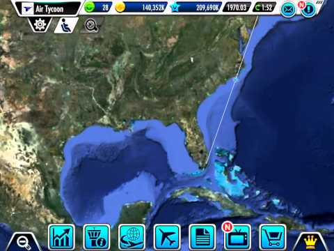 Air Tycoon Online(for iPhone & iPad)