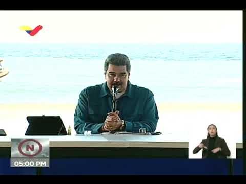 Presidente Maduro realiza balance de lucha contra el Covid-19, domingo 7 febrero 2021