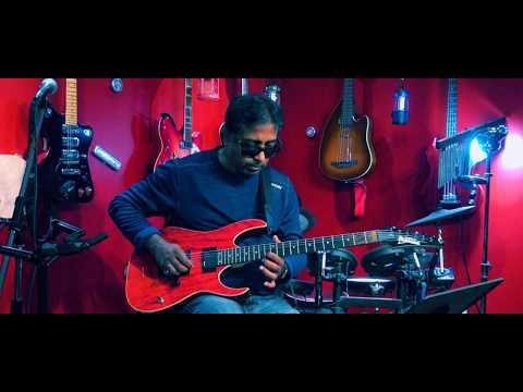 Sevvanathil Oru Natchathiram - Live Selfie Guitar Instrumental by Kumaran