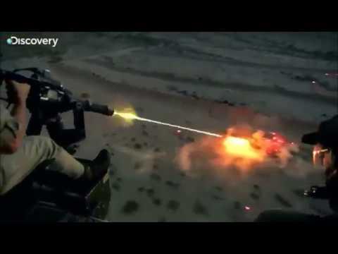 ABD'nin saniyede 70 mermi atan silahı