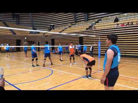 Galkot Sports Club 4th Running Volleyball Competition Japan