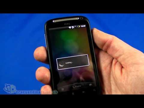 HTC Desire S unboxing video