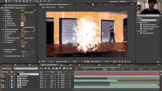 After Effects Tutorial 001 - The Best Jumper Effect