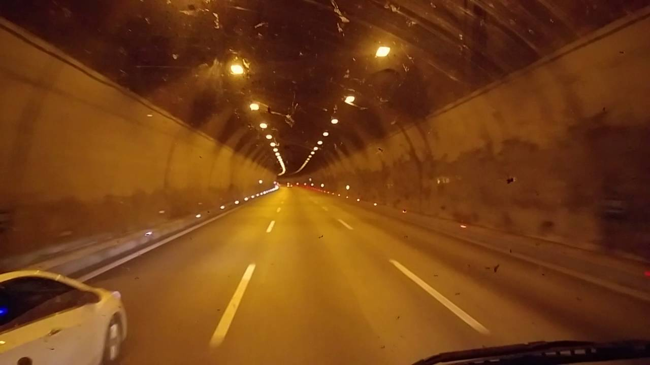 Bolu dagı tünel anonsu - YouTube