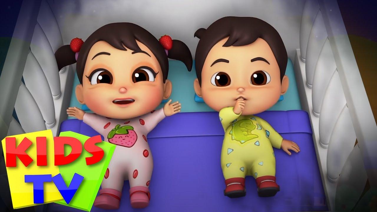 Rock un bebé adios   Música para niños   Kids TV Español Latino   Dibujos animados   Educación