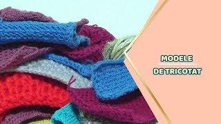 Repeat youtube video Modele de tricotat - Model 10