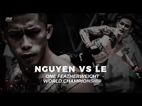 Martin Nguyen vs. Thanh Le Official Trailer