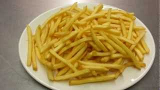 How to fry- perfect chips- Indian Cooking- pabda20