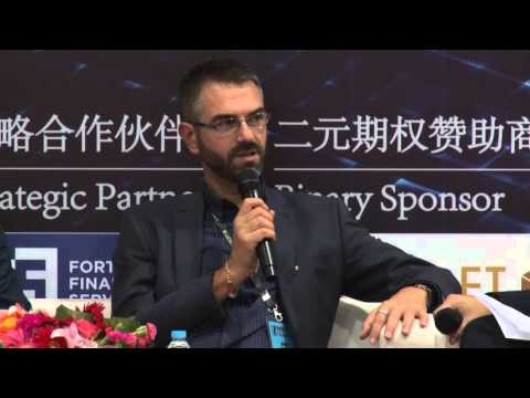 Speakers from 2015 China Forex Expo