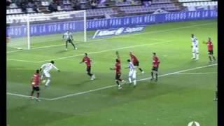 Liga 2008-2009. J13: Valladolid 3 - 0 Mallorca {A3N}