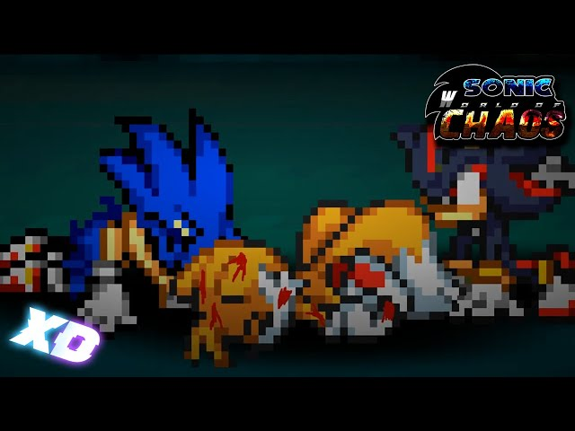 Metallix vs Dark Sonic