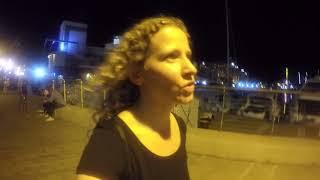 Мы в Эйлате - гуляем по ночному городу. Часть Первая (1)