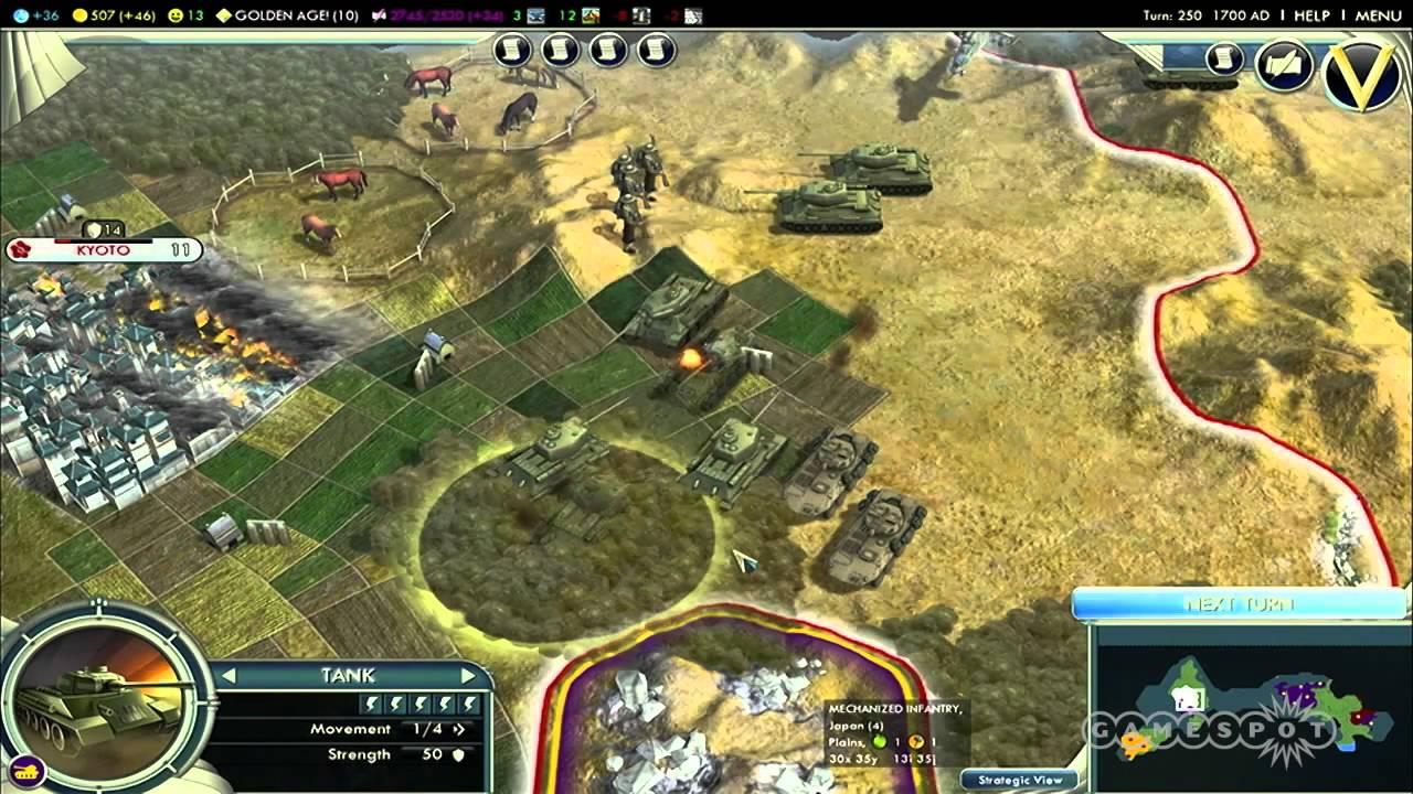 Entrevista Com O Criador De Sid Meiers Civilization V