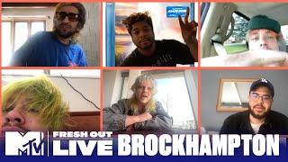 BROCKHAMPTON on
