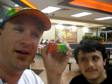 My Visit With dieselducy at Whataburger