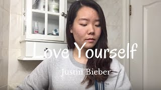 Love Yourself - Justin Bieber    Sarah Cho Cover