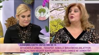 BİOENERJİ UZMANI - KEMALE İBRAHİMOVA - ÇAKRALAR - 1