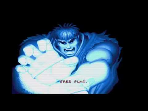 Evolution Of Street Fighter Intros 1987-2018