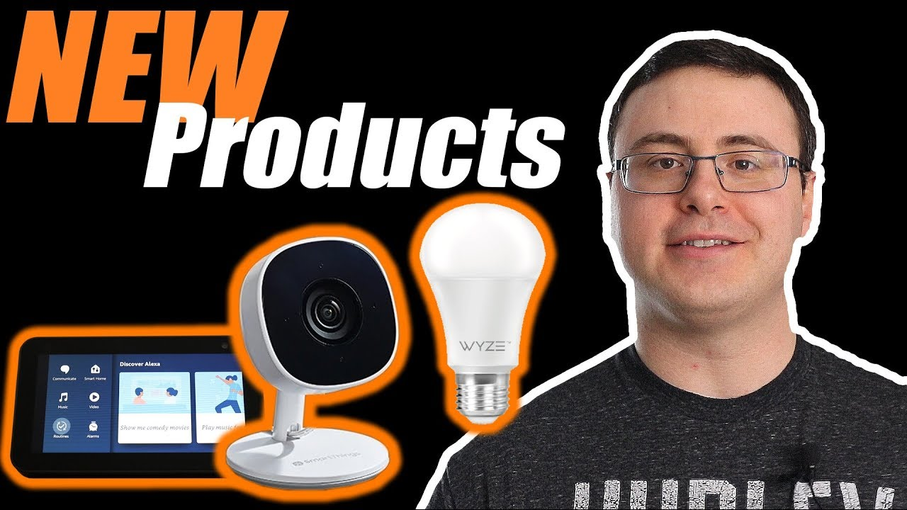 New Smart Home Products from Google, Samsung, Apple, Wyze, and More!