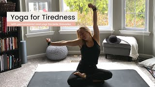 Yoga for Tiredness