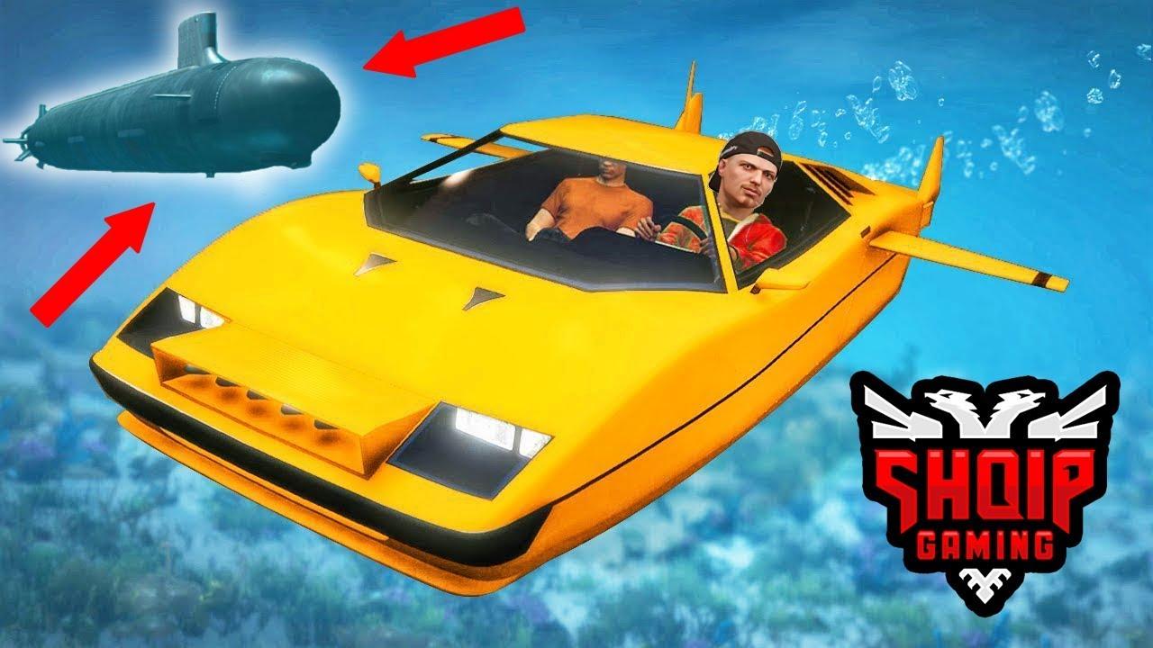 Download GTA 5 SHQIP - Sulmi në Nëndetëse !! - SHQIPGaming