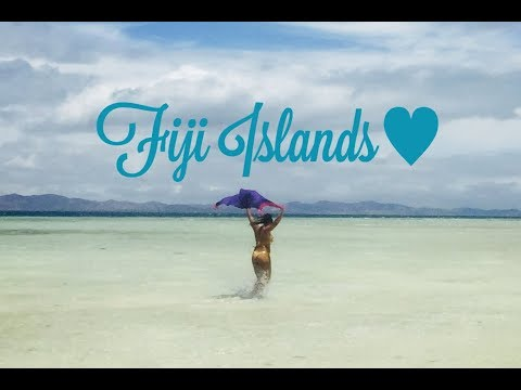 Travel Vlog: Dream Destination: Fiji Islands