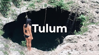 Tulum Mexico Travel Vlog / The Love Assembly