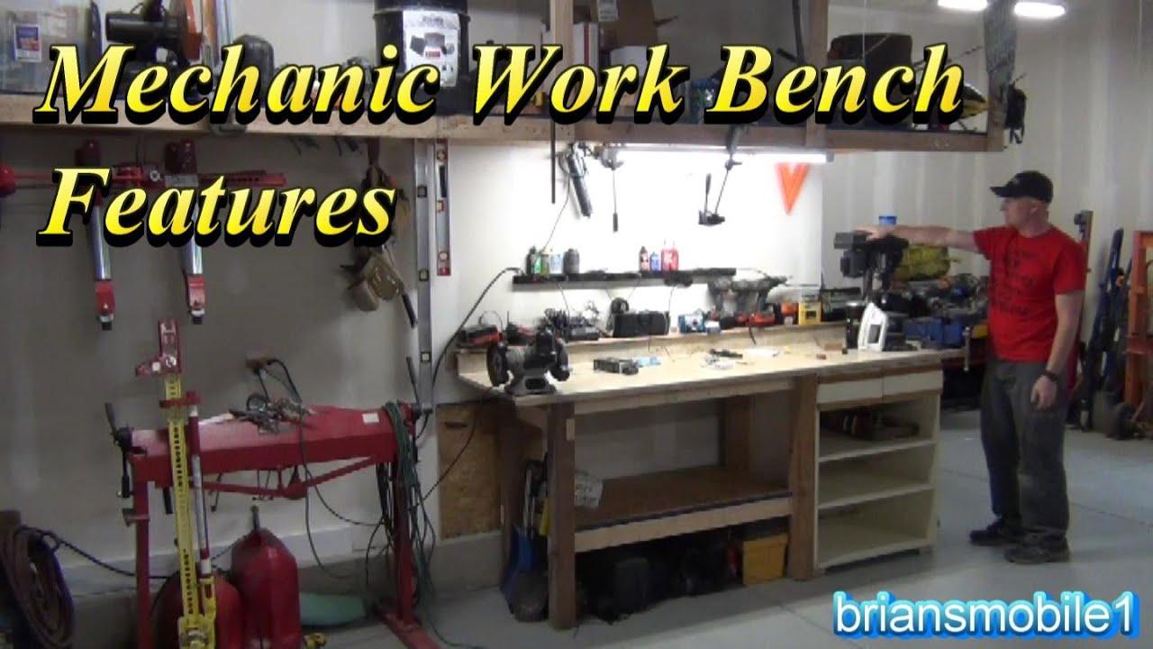 Mechanics Workbench Youtube