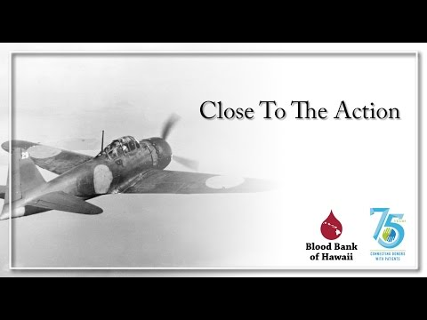 Close To The Action, 6 of 14 - Blood Bank of Hawaii
