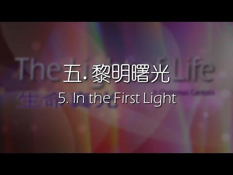 5. 黎明曙光 In the First Light
