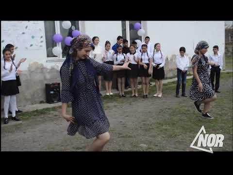 Мероприятие в школе села Джиграшен