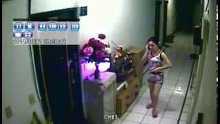 CCTV Gadis Vietnam Sambil Telepon Sambil Pegang Memek & ...