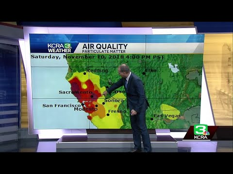 Poor air quality persists in Sacramento region