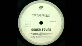 Conga Squad - All Of The Time (C-Mos Extended Dub Mix) (2004)