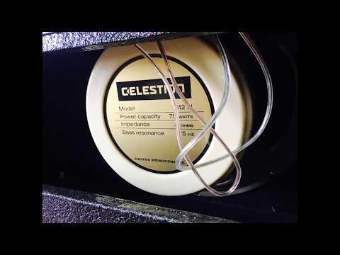 JOE VAN CUSTOM CAB 112 - METAL DEMO