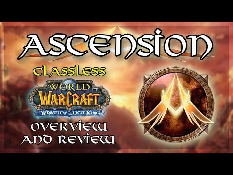 Project Ascension   Server Overview and Review