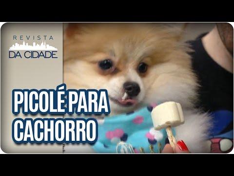 Horta e Picolé para Cachorros e Gatos - Revista da Cidade (10/01/17)