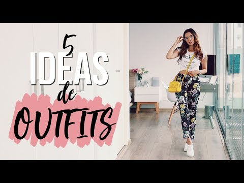 OUTFITS CASUALES PERO COOL   @AnaVbon