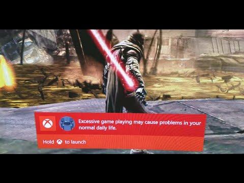 Microsoft будет предупреждать, если вы играете в Xbox One слишком долго