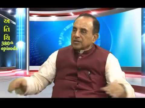 Dr. Subramanian Swami Latest Interview with Devang Bhatt